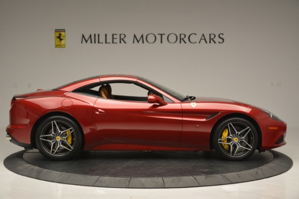 Used 2016 Ferrari California T for sale Sold at Bentley Greenwich in Greenwich CT 06830 21