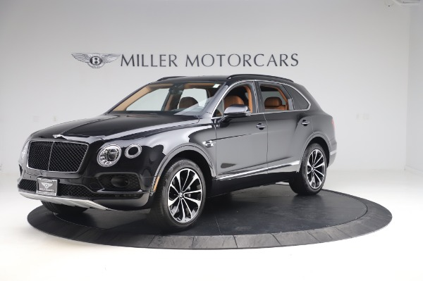 Used 2019 Bentley Bentayga V8 for sale Sold at Bentley Greenwich in Greenwich CT 06830 2