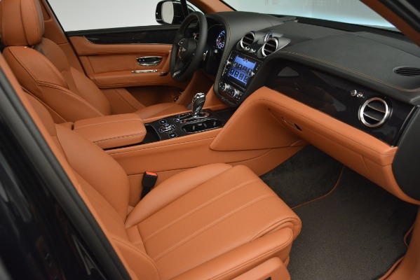 Used 2019 Bentley Bentayga V8 for sale Sold at Bentley Greenwich in Greenwich CT 06830 24