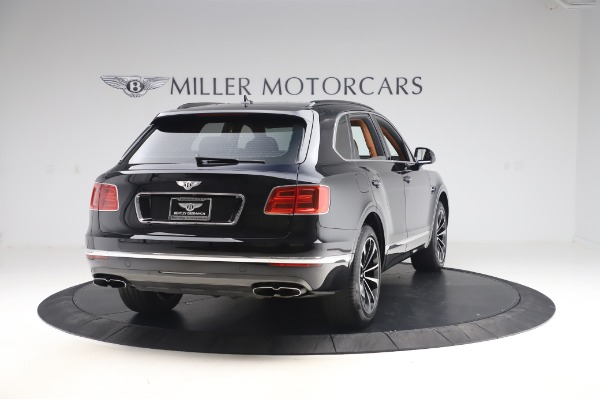 Used 2019 Bentley Bentayga V8 for sale Sold at Bentley Greenwich in Greenwich CT 06830 7