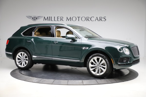 Used 2019 Bentley Bentayga V8 for sale $163,900 at Bentley Greenwich in Greenwich CT 06830 10