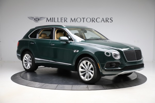 Used 2019 Bentley Bentayga V8 for sale $163,900 at Bentley Greenwich in Greenwich CT 06830 11