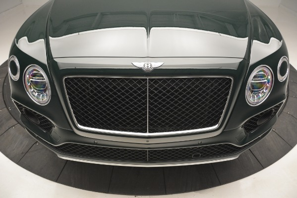 Used 2019 Bentley Bentayga V8 for sale $163,900 at Bentley Greenwich in Greenwich CT 06830 13
