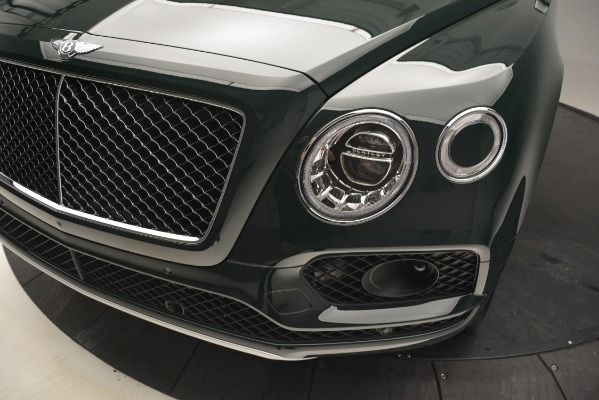 Used 2019 Bentley Bentayga V8 for sale $163,900 at Bentley Greenwich in Greenwich CT 06830 14