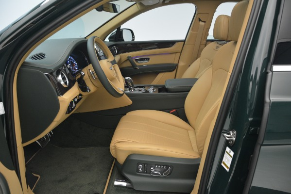 Used 2019 Bentley Bentayga V8 for sale $163,900 at Bentley Greenwich in Greenwich CT 06830 19