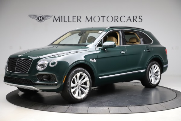 Used 2019 Bentley Bentayga V8 for sale $163,900 at Bentley Greenwich in Greenwich CT 06830 2