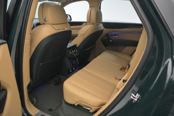 Used 2019 Bentley Bentayga V8 for sale $163,900 at Bentley Greenwich in Greenwich CT 06830 26