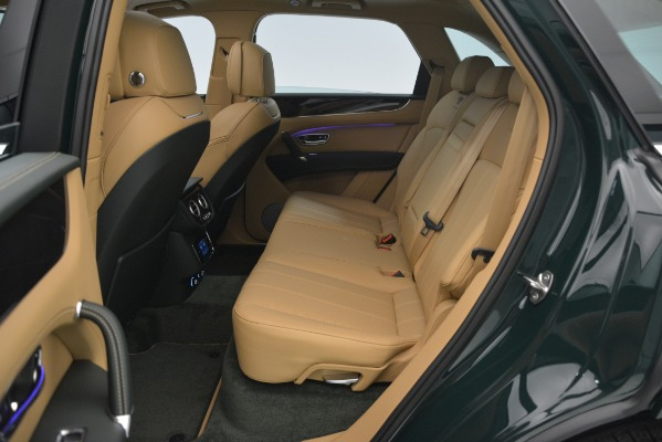 Used 2019 Bentley Bentayga V8 for sale $163,900 at Bentley Greenwich in Greenwich CT 06830 27