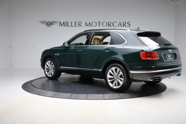 Used 2019 Bentley Bentayga V8 for sale $163,900 at Bentley Greenwich in Greenwich CT 06830 4