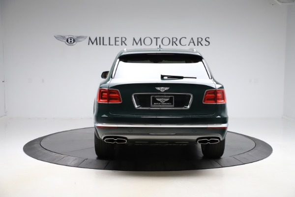 Used 2019 Bentley Bentayga V8 for sale $163,900 at Bentley Greenwich in Greenwich CT 06830 6