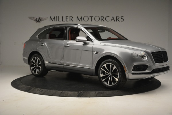 Used 2019 Bentley Bentayga V8 for sale Sold at Bentley Greenwich in Greenwich CT 06830 10