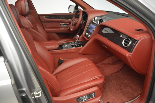 Used 2019 Bentley Bentayga V8 for sale Sold at Bentley Greenwich in Greenwich CT 06830 26