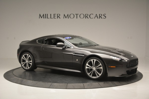 Used 2012 Aston Martin V12 Vantage Coupe for sale Sold at Bentley Greenwich in Greenwich CT 06830 10