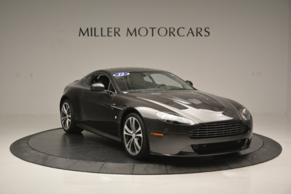 Used 2012 Aston Martin V12 Vantage Coupe for sale Sold at Bentley Greenwich in Greenwich CT 06830 11