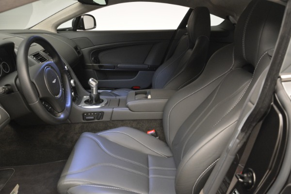 Used 2012 Aston Martin V12 Vantage Coupe for sale Sold at Bentley Greenwich in Greenwich CT 06830 13