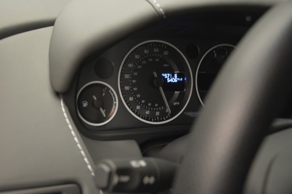 Used 2012 Aston Martin V12 Vantage Coupe for sale Sold at Bentley Greenwich in Greenwich CT 06830 18