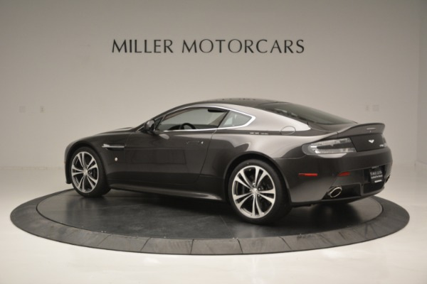 Used 2012 Aston Martin V12 Vantage Coupe for sale Sold at Bentley Greenwich in Greenwich CT 06830 4