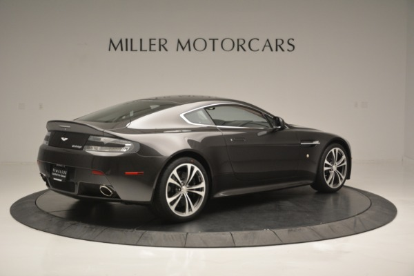 Used 2012 Aston Martin V12 Vantage Coupe for sale Sold at Bentley Greenwich in Greenwich CT 06830 8