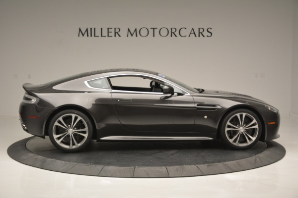 Used 2012 Aston Martin V12 Vantage Coupe for sale Sold at Bentley Greenwich in Greenwich CT 06830 9