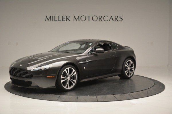 Used 2012 Aston Martin V12 Vantage Coupe for sale Sold at Bentley Greenwich in Greenwich CT 06830 1