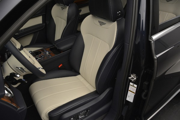 New 2019 Bentley Bentayga V8 for sale Sold at Bentley Greenwich in Greenwich CT 06830 19