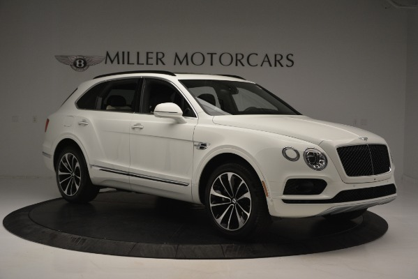 New 2019 Bentley Bentayga V8 for sale Sold at Bentley Greenwich in Greenwich CT 06830 10