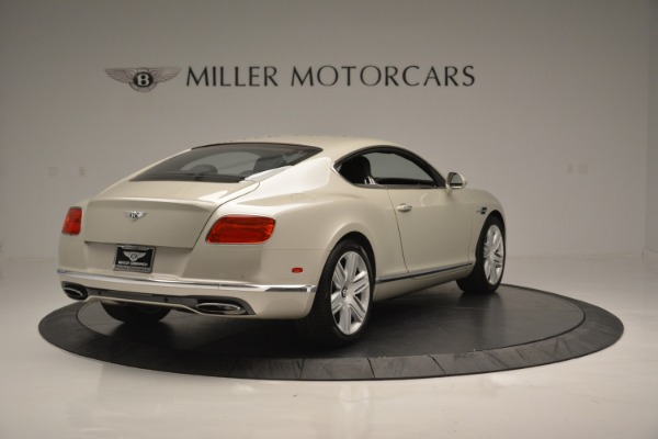 Used 2016 Bentley Continental GT W12 for sale Sold at Bentley Greenwich in Greenwich CT 06830 7