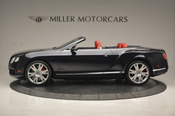 Used 2013 Bentley Continental GT V8 for sale Sold at Bentley Greenwich in Greenwich CT 06830 3