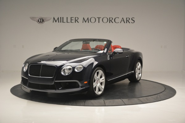 Used 2013 Bentley Continental GT V8 for sale Sold at Bentley Greenwich in Greenwich CT 06830 1