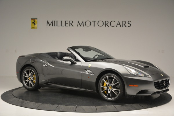 Used 2013 Ferrari California 30 for sale $113,900 at Bentley Greenwich in Greenwich CT 06830 10