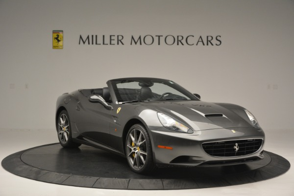 Used 2013 Ferrari California 30 for sale $113,900 at Bentley Greenwich in Greenwich CT 06830 11
