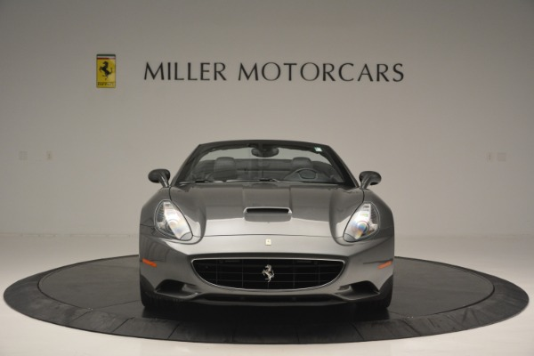 Used 2013 Ferrari California 30 for sale $113,900 at Bentley Greenwich in Greenwich CT 06830 12