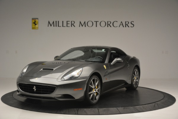 Used 2013 Ferrari California 30 for sale $113,900 at Bentley Greenwich in Greenwich CT 06830 13