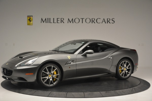 Used 2013 Ferrari California 30 for sale $113,900 at Bentley Greenwich in Greenwich CT 06830 14