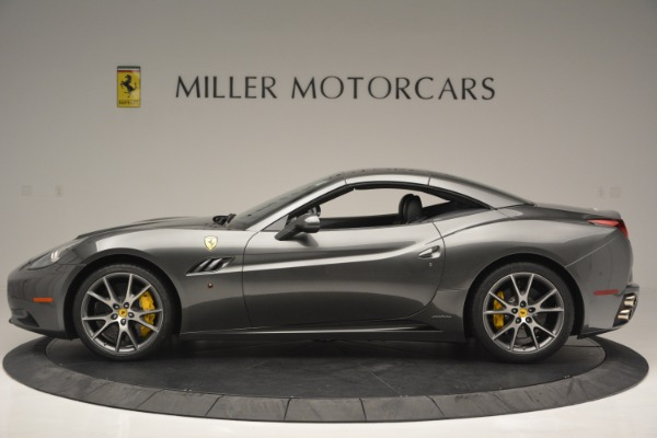 Used 2013 Ferrari California 30 for sale $113,900 at Bentley Greenwich in Greenwich CT 06830 15