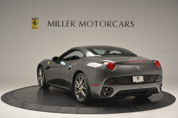 Used 2013 Ferrari California 30 for sale $113,900 at Bentley Greenwich in Greenwich CT 06830 17