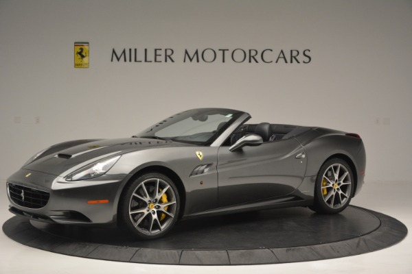 Used 2013 Ferrari California 30 for sale $113,900 at Bentley Greenwich in Greenwich CT 06830 2