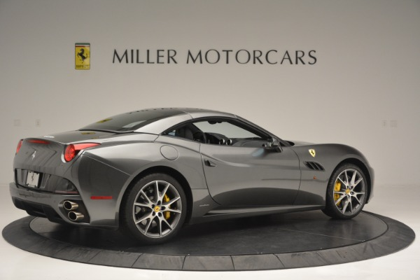 Used 2013 Ferrari California 30 for sale $113,900 at Bentley Greenwich in Greenwich CT 06830 20
