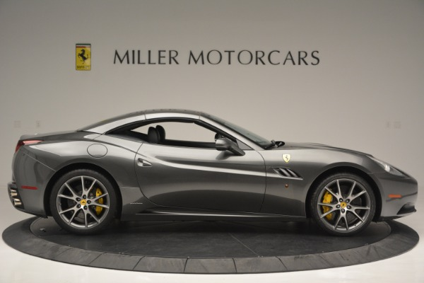 Used 2013 Ferrari California 30 for sale $113,900 at Bentley Greenwich in Greenwich CT 06830 21