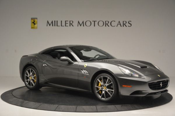 Used 2013 Ferrari California 30 for sale $113,900 at Bentley Greenwich in Greenwich CT 06830 22