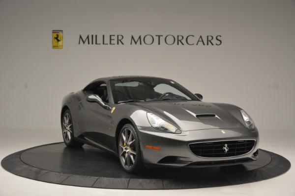 Used 2013 Ferrari California 30 for sale $113,900 at Bentley Greenwich in Greenwich CT 06830 23