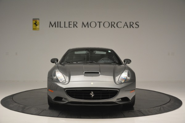 Used 2013 Ferrari California 30 for sale $113,900 at Bentley Greenwich in Greenwich CT 06830 24