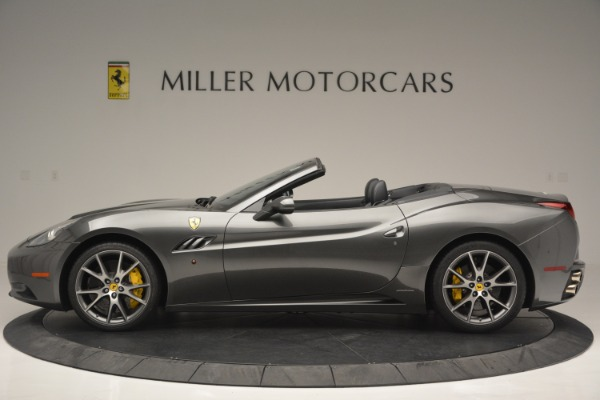 Used 2013 Ferrari California 30 for sale $113,900 at Bentley Greenwich in Greenwich CT 06830 3