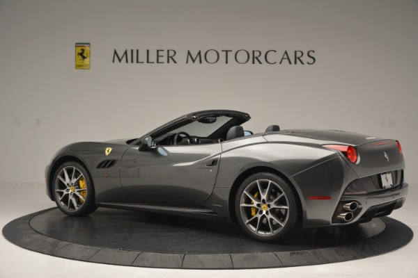 Used 2013 Ferrari California 30 for sale $113,900 at Bentley Greenwich in Greenwich CT 06830 4