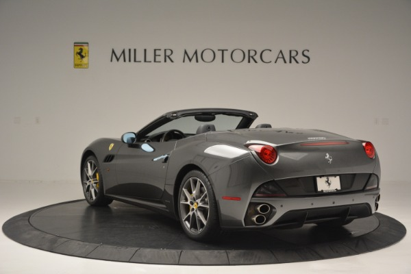 Used 2013 Ferrari California 30 for sale $113,900 at Bentley Greenwich in Greenwich CT 06830 5