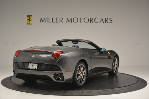 Used 2013 Ferrari California 30 for sale $113,900 at Bentley Greenwich in Greenwich CT 06830 7