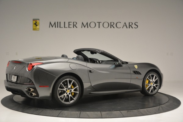 Used 2013 Ferrari California 30 for sale $113,900 at Bentley Greenwich in Greenwich CT 06830 8