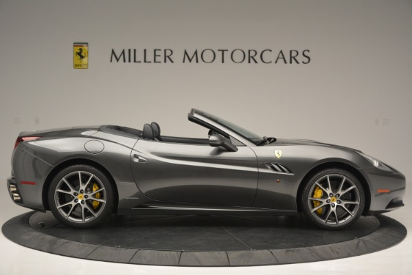 Used 2013 Ferrari California 30 for sale $113,900 at Bentley Greenwich in Greenwich CT 06830 9