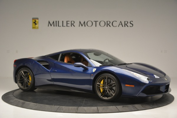 Used 2018 Ferrari 488 GTB for sale Sold at Bentley Greenwich in Greenwich CT 06830 10
