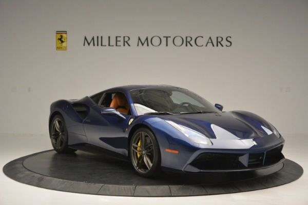 Used 2018 Ferrari 488 GTB for sale Sold at Bentley Greenwich in Greenwich CT 06830 11